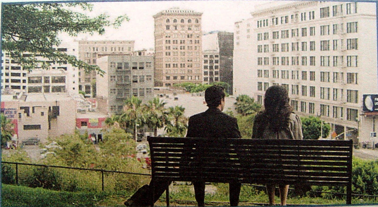 500 days of summer braly block continental building for Architecture drawing 500 days of summer