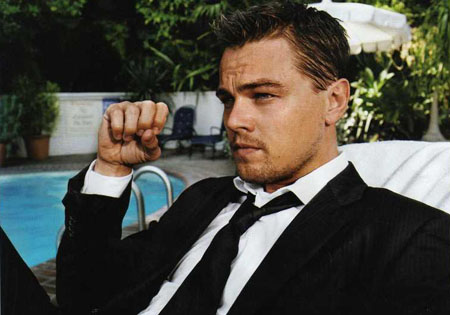 2010 has really been DiCaprio's year; he's starred in two of the best films ...