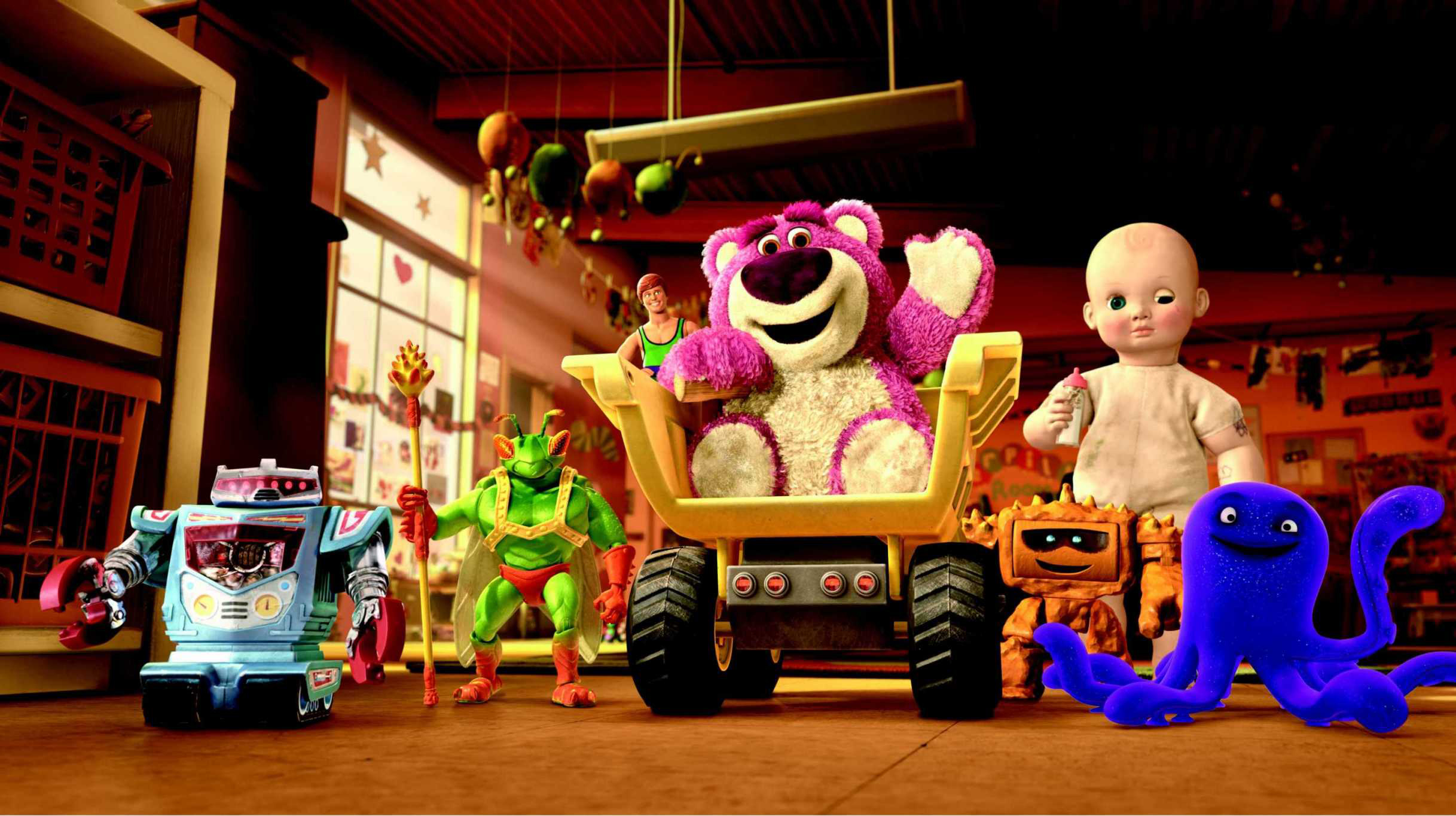 Three Contenders Shutter Island Toy Story 3 And Inception | The Diary Of A Film History Fanatic