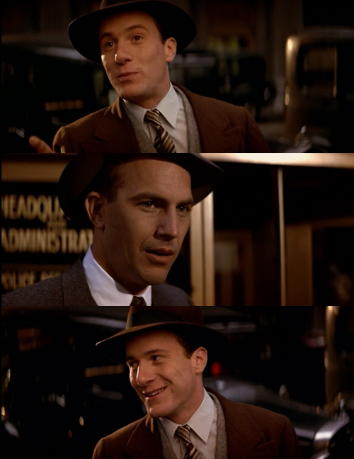 an analysis of the untouchables a film by brian de palma American director brian de palma has always insisted that he gained his fascination with all things gory by watching his father, an orthopedic surgeon carrie (1976), de palma's most successful film to that date (and still one of the most successful stephen king adaptations), marked a return to the.