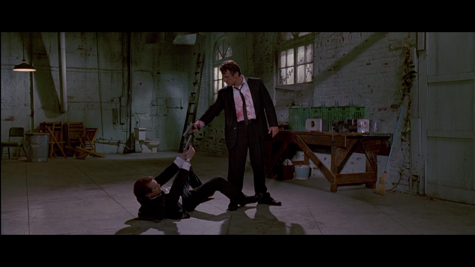Reservoir Dogs Name Scene