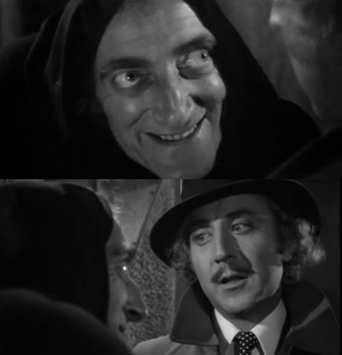 Movie Quote Of The Day Young Frankenstein 1974 Dir Mel Brooks