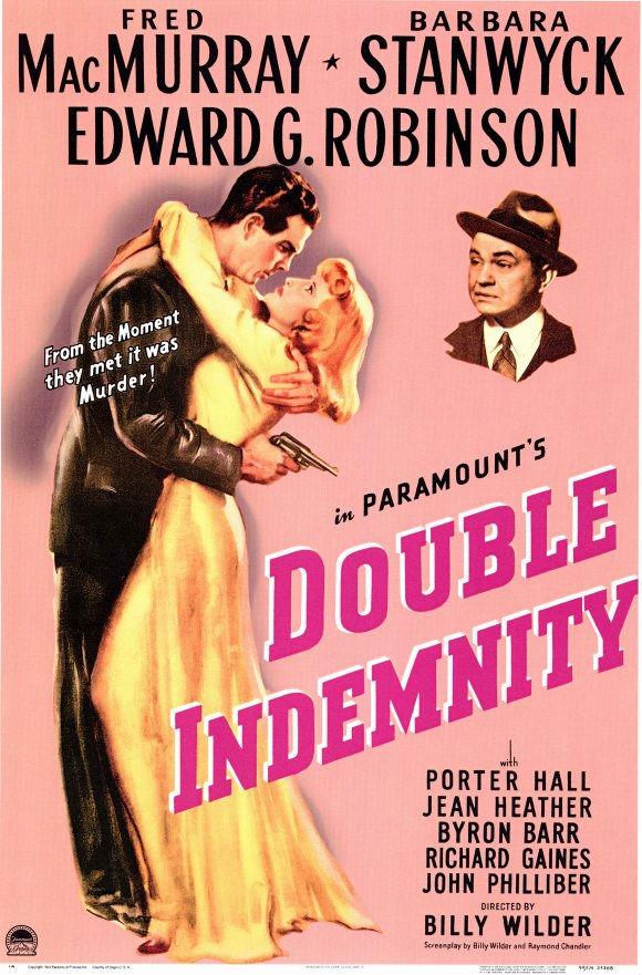 Oscar Vault Monday – Double Indemnity, 1944 (dir. Billy ...