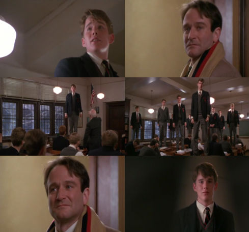an analysis of the movie the dead poets society Dead poet's society : impact on individuality  click on the image to watch a  video in which keating explains the value of poetry and key theme of the film.