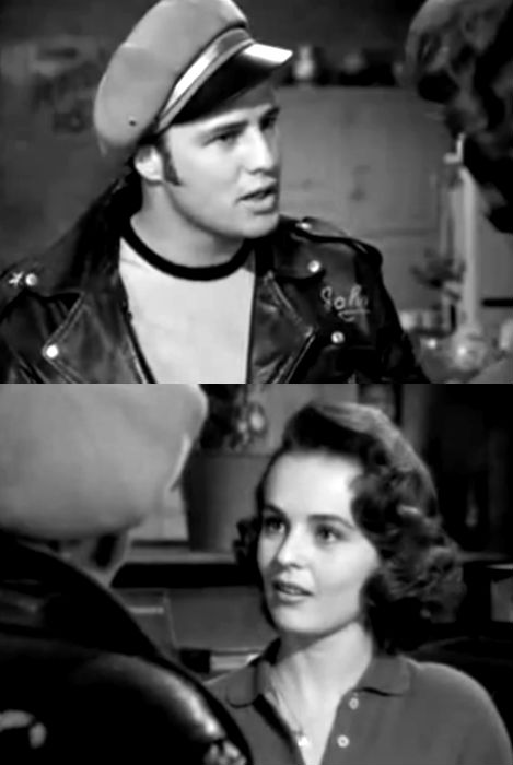 Image result for MARY MURPHY IN THE WILD ONES