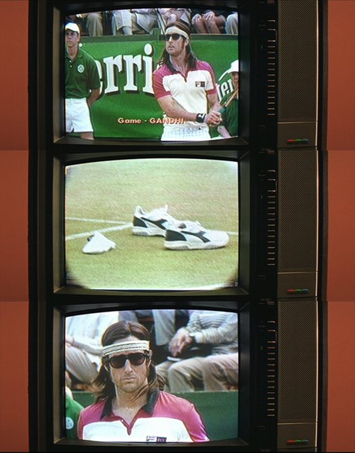 The royal tenenbaums, Royals and Wes anderson on Pinterest |Royal Tenenbaums Tennis Scene
