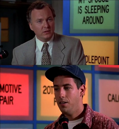 Movie Quote of the Day – Billy Madison, 1995 (dir. Tamra ...