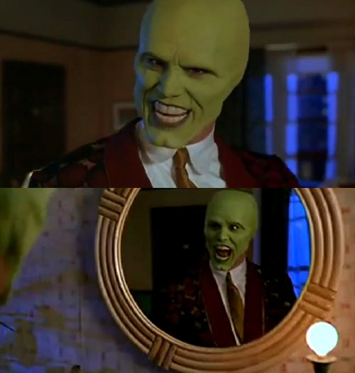 Movie Quote Of The Day The Mask 1994 Dir Chuck Russell The Diary Of A Film History Fanatic