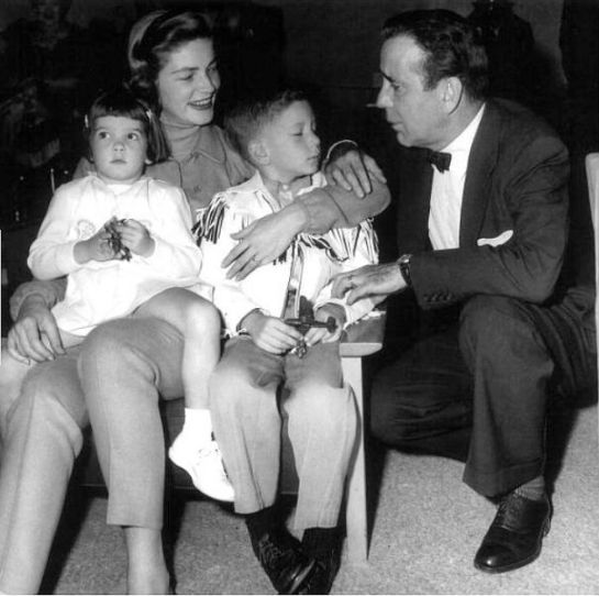 An Interview With Stephen Bogart | the diary of a film ... Lauren Bacall Children