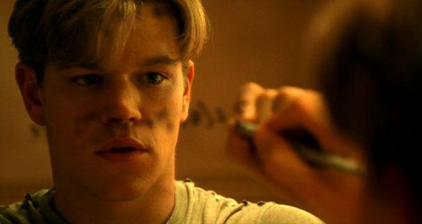 Oscar Vault Monday – Good Will Hunting, 1997 (dir. Gus Van ...  Oscar Vault Mon...