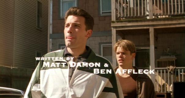 Oscar Vault Monday Good Will Hunting 1997 Dir Gus Van Sant The Diary Of A Film History Fanatic