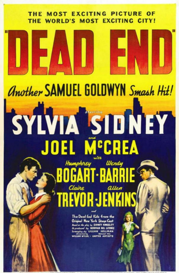 Oscar Vault Monday Dead End 1937 Dir William Wyler