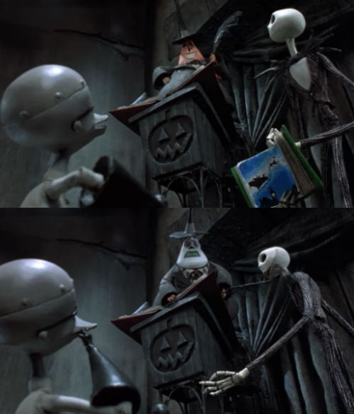 Movie Quote of the Day – The Nightmare Before Christmas, 1993 (dir ...