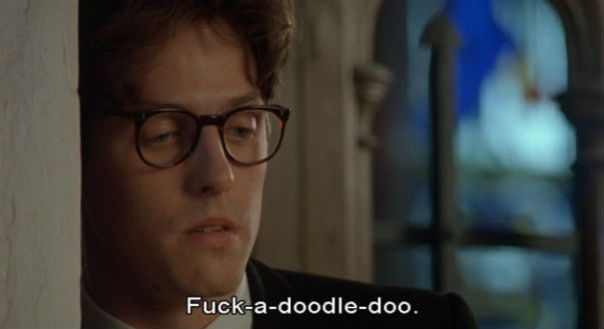 four_weddings_and_a_funeral_hugh_grant_fuck