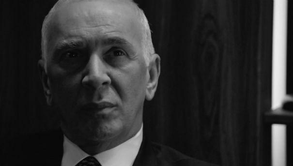 Image result for frank langella good night and good luck