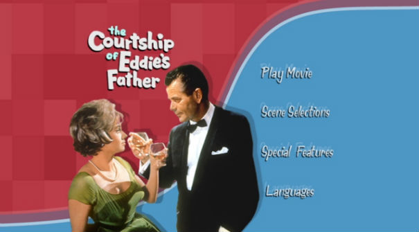 From The Warner Archive: The Courtship of Eddie's Father