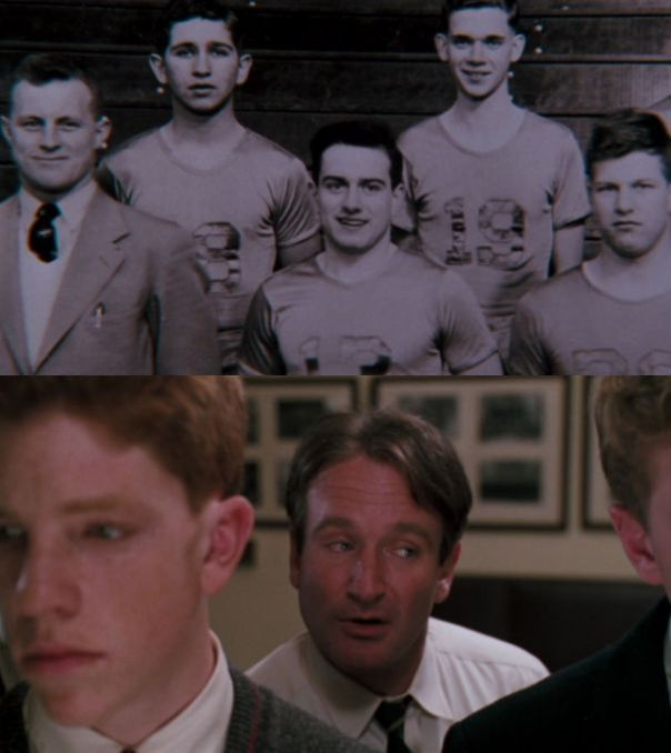 carpe diem in the movie dead poets society Dead poets society is a 1989 american drama film directed by peter weir, written by tom schulman, and starring robin williams the film's line carpe diem.