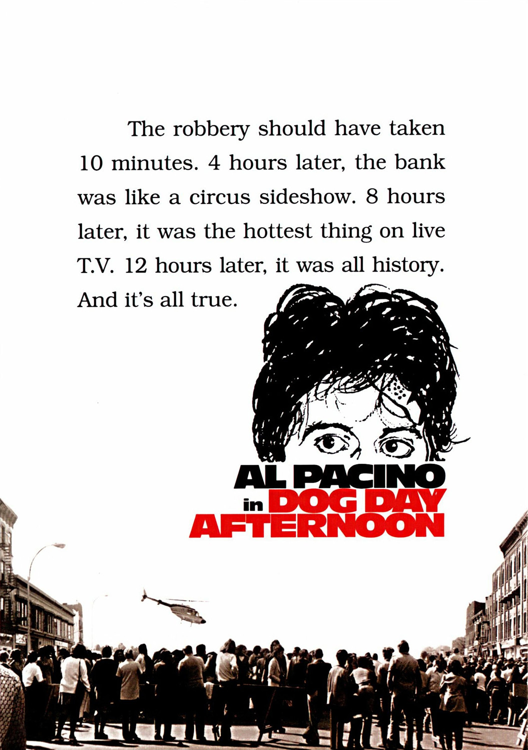 Dog Day Afternoon After Credits