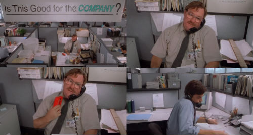 Movie Quote of the Day – Office Space, 1999 (dir. Mike Judge ...