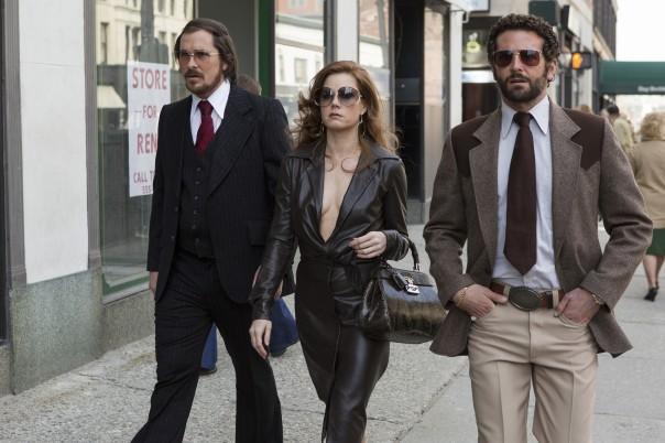Christian Bale Amy Adams Bradley Cooper
