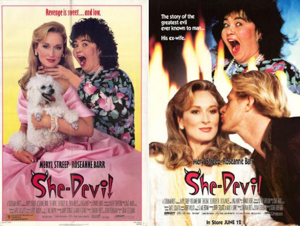 Female Filmmaker Friday She Devil 1989 Dir Susan Seidelman