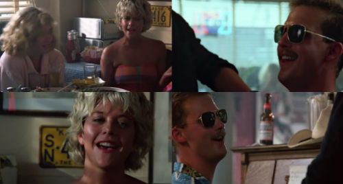 Image result for meg ryan and anthony edwards top gun