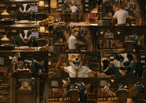 Movie Quote Of The Day Fantastic Mr Fox 2009 Dir Wes Anderson The Diary Of A Film History Fanatic